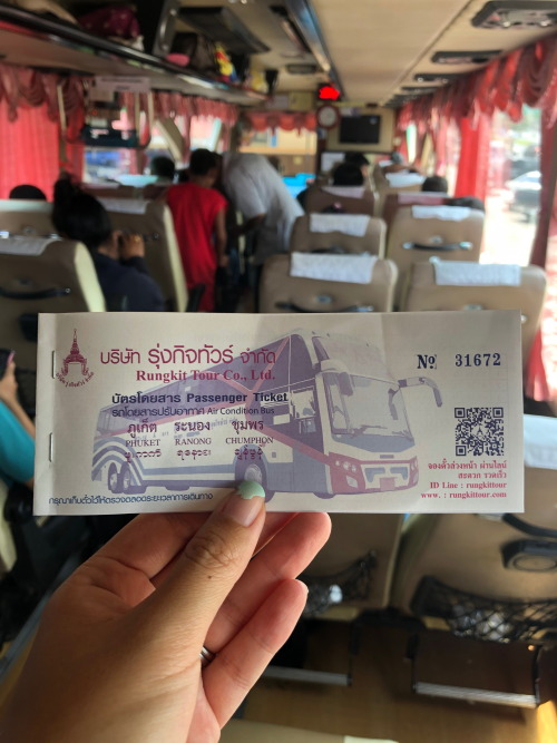 is public bus transport in Thailand safe