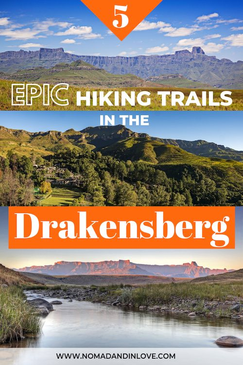 best hiking in drakensberg guide