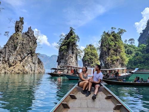 eco travel in thailand khao sok
