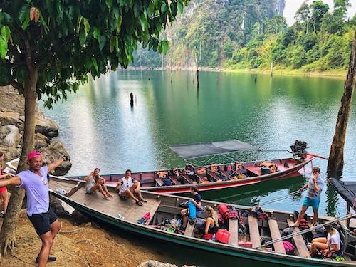 khao sok tour
