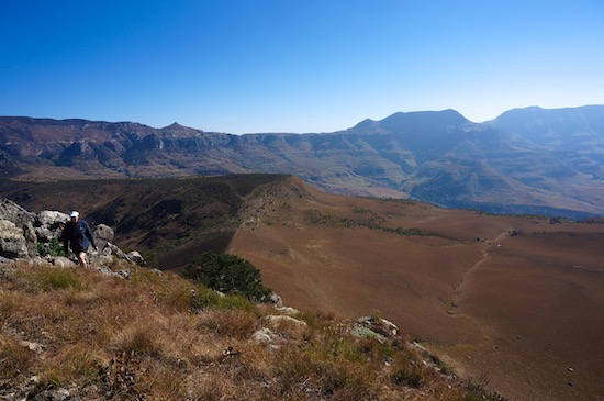 guided hikes south africa