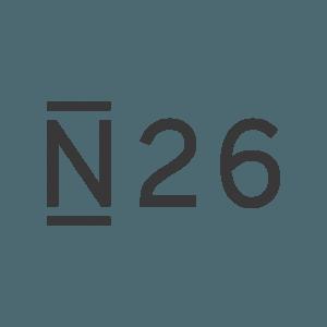 benefits n26 bank account