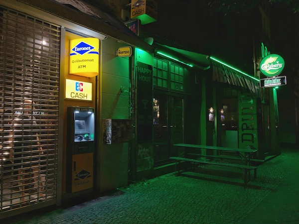 german atm no cash withdrawal fees