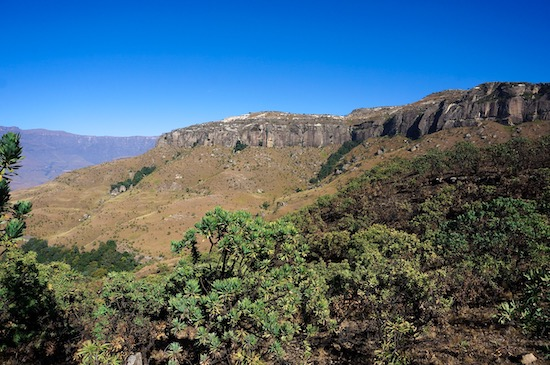 drakensberg and its zulu meaning
