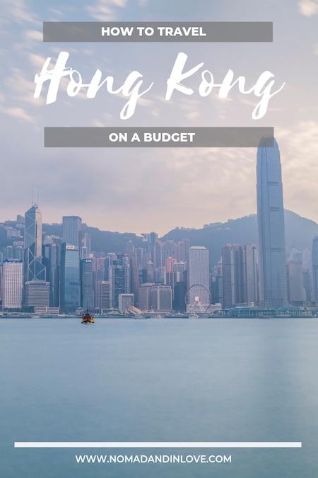 budget travel in hong kong