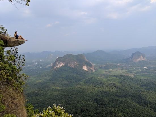 tab kak hang nak nature trail krabi thailand