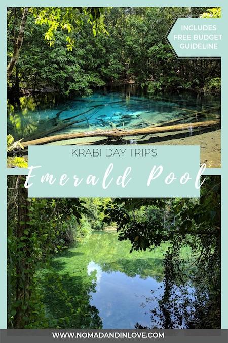emerald pool blue pool krabi travel guide