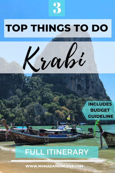top things to do in krabi thailand itinerary
