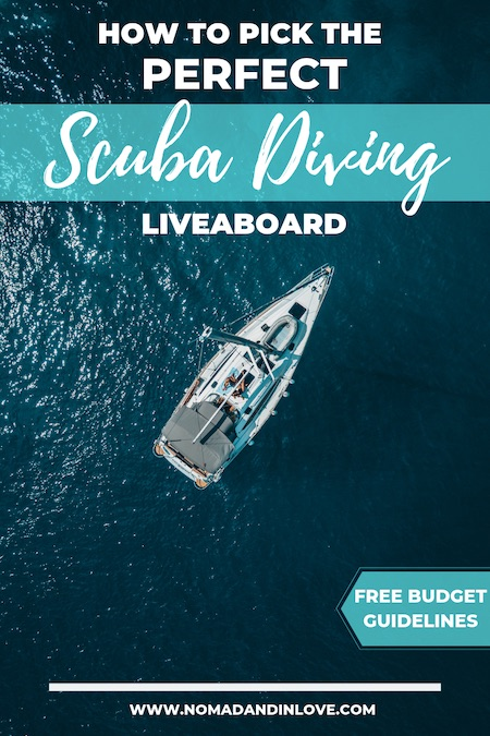 liveaboard scuba diving guide