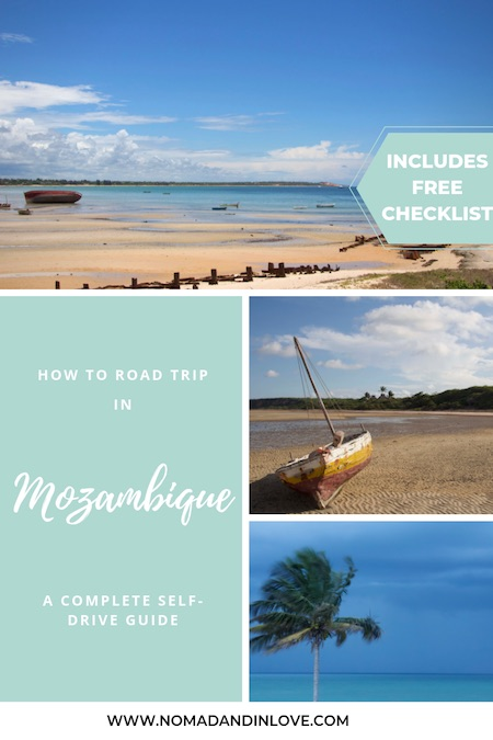 checklist for mozambique
