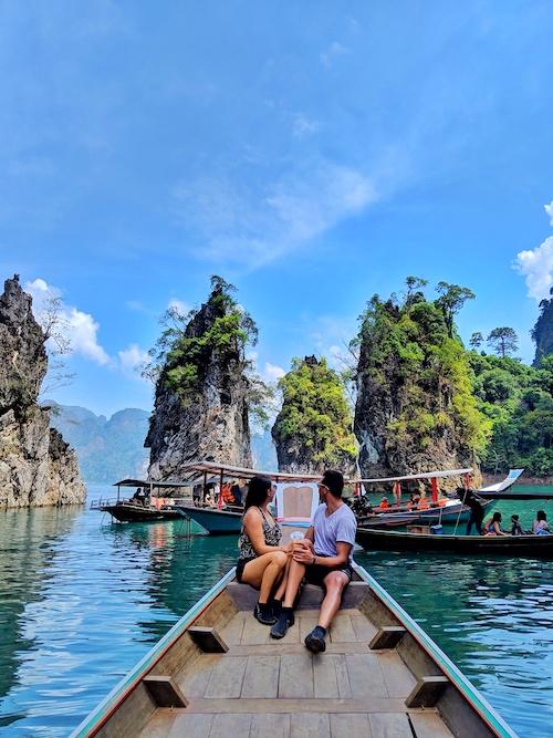 khao sok itinerary