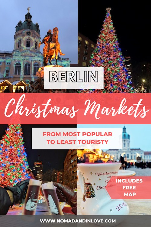 pinterest graphic of the best christmas markets in berlin