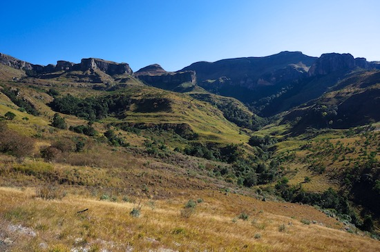 day hiking trails in south africa