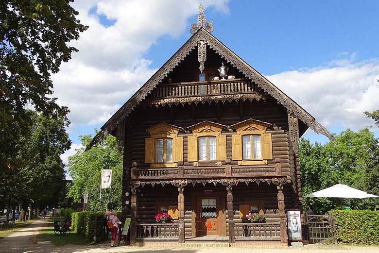 traditional russian colony, alexandrowka in potsdam germany is a best thing to do in the city