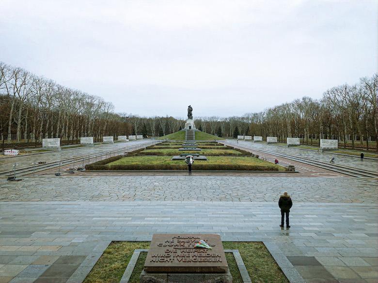 the soviet memorial park