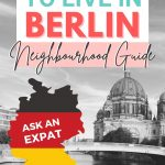 pinterest save image for where to stay in berlin, a neighborhood guide written by expats