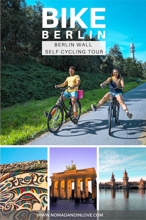 pin this berlin wall bike tour guide to pinterest save