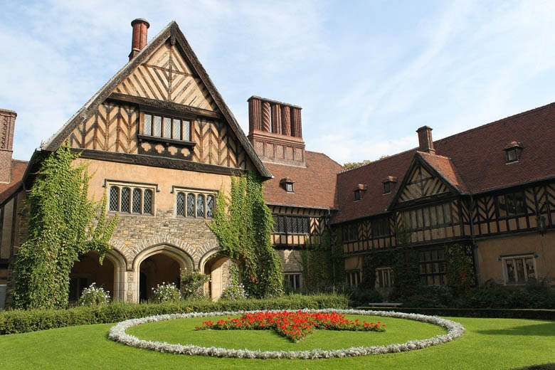 cecilienhof palace in potsdam germany on a day trip from berlin and understand its role during potsdam declaration