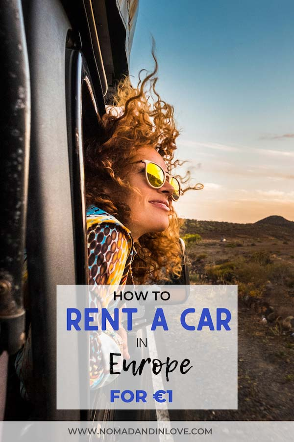 pinnable image to cheap car rental europe