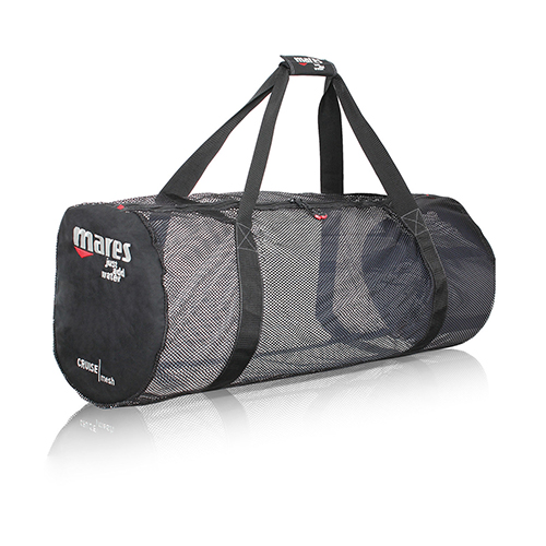 essential scuba diving gear for beginners Mares Cruise Mesh bag