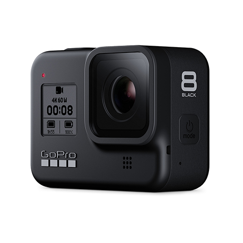 essential scuba diving gear for beginners GoPro Hero8 Black action underwater camera