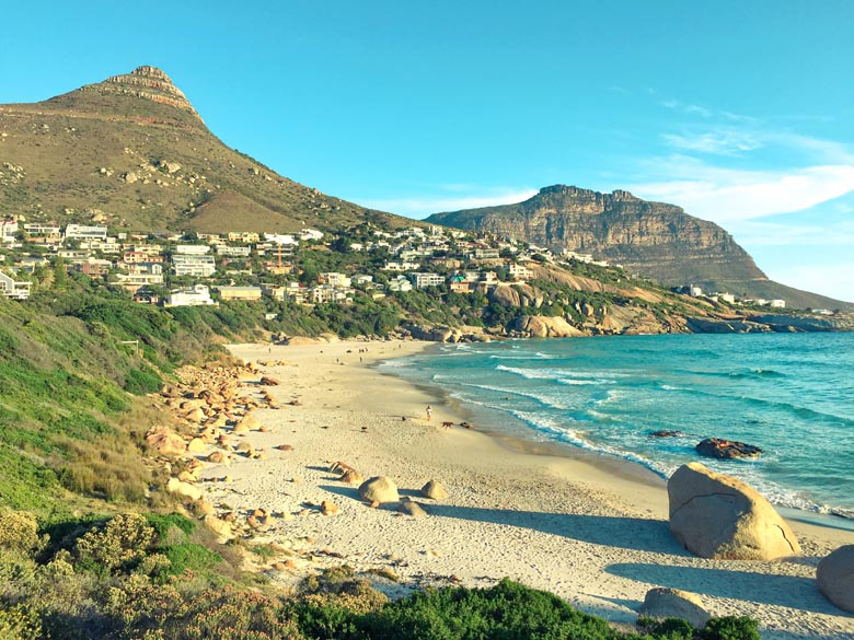 llandudno beach in cape town is safe for tourists