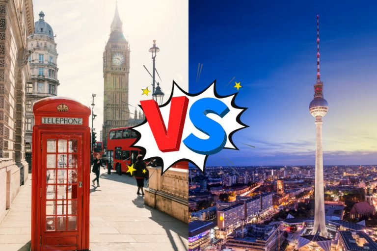 Living in London vs Berlin: 12 Reasons To Consider Before Moving Abroad