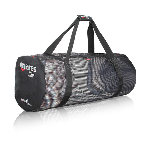 mares scuba diving gear bag with mesh