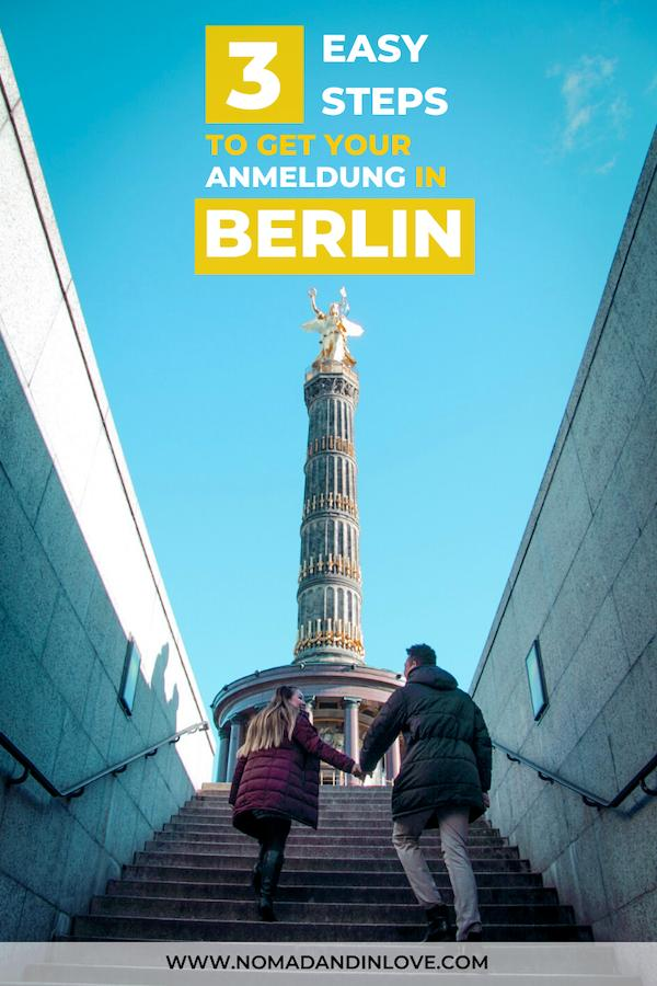 pinterest save image for moving to berlin anmeldung guide