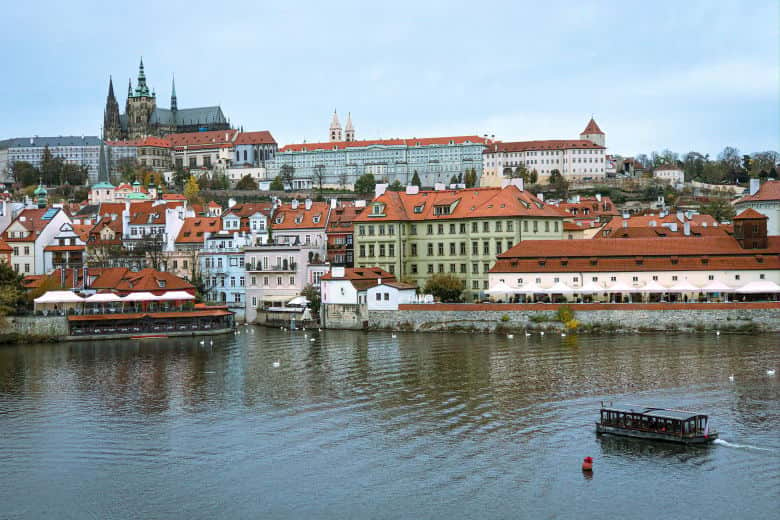the streets of mala strana is a great thing to do away from the tourists in prague