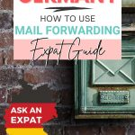pinterest moving to germany guide on how to use mail forwarding service