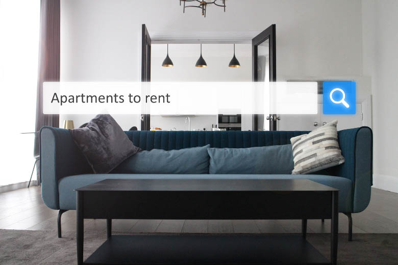 a website for searching for berlin apartments to rent and tips on how to avoid common rental scams and fraudsters