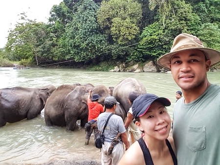 finding an ethical elephant sanctuary in bali
