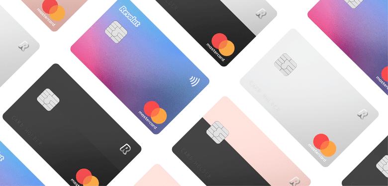 Revolut travel bank cards