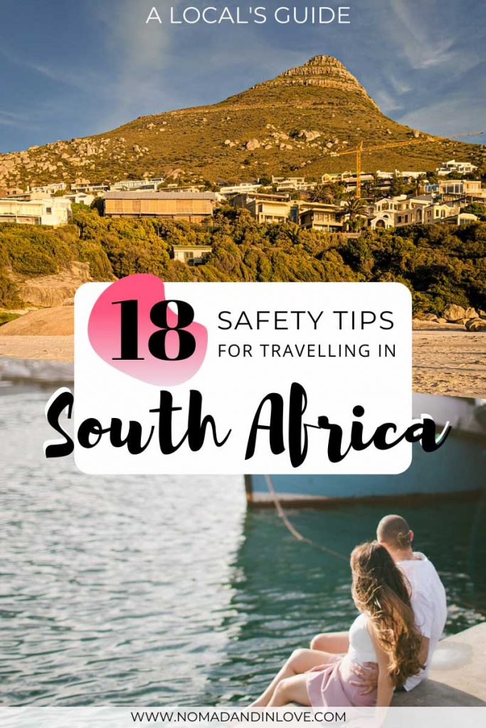 pinterest save safety tips for south africa travel
