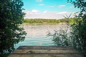 Tonsee: Day Trip To A Crystal Clear Swimming Lake Near Berlin in the Beautiful Region of Brandenburg