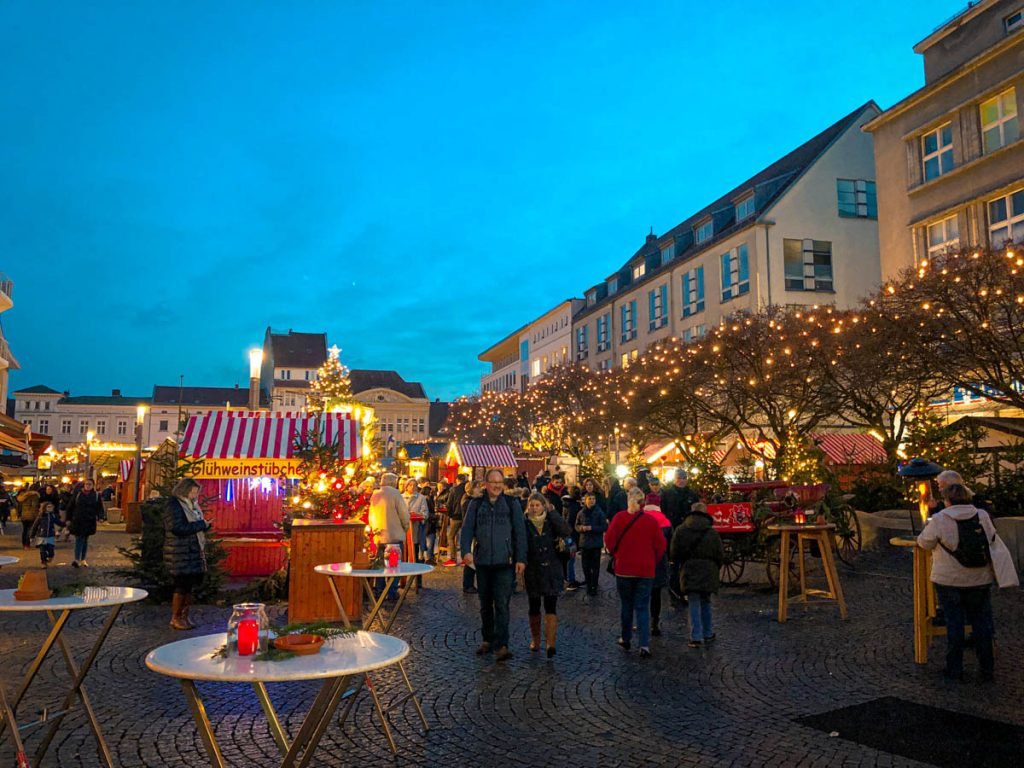 spandau christmas market is the largest christmas market in berlin germany