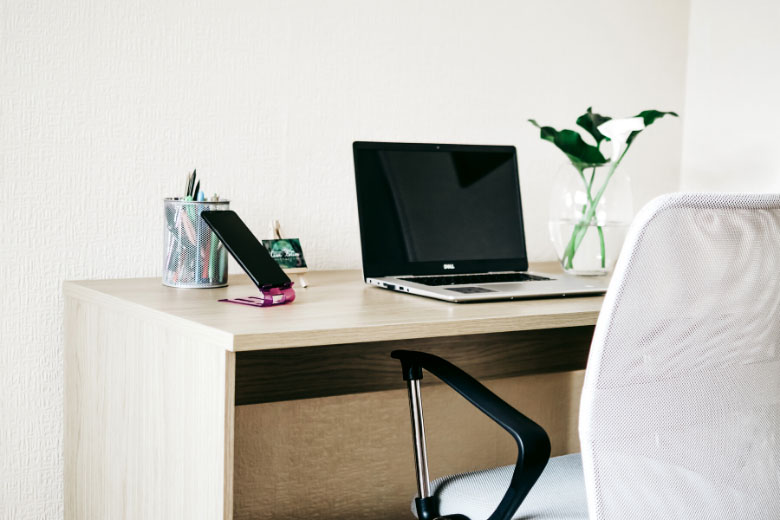 create a clean and organised workspace